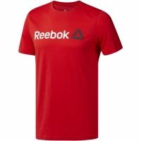 Tricou Reebok QQR Linear Read rosu CW5377 barbati