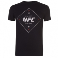 Tricou Reebok UFC Text pentru Barbati
