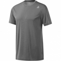 Tricou Reebok Workout Tech Top gri DU2136 barbati