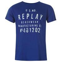 Tricou Replay Beachwear pentru Barbati