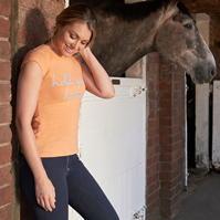 Tricou Requisite Hold Your Horses pentru Femei