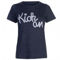 Tricou Requisite Kick On pentru Femei