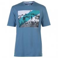 Tricou RFU imprimeu Graphic pentru Barbati