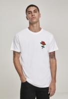 Tricou Rose alb Mister Tee