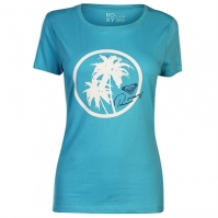 Tricou Roxy Itty Be Around The Beach pentru Femei