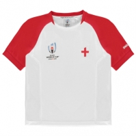 Tricou Rugby Cupa Mondiala 2019 Team Poly pentru baieti
