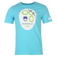 Tricou Nike Slovenia Crest pentru Barbati