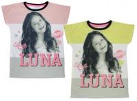 Tricou Smile Soy Luna