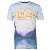 Tricou SoulCal Deluxe City