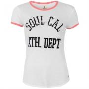 Tricou SoulCal contrast Binding pentru femei