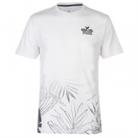 Tricou SoulCal Deluxe Fade Floral