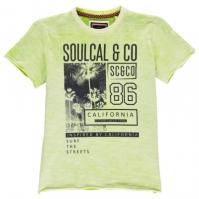 Tricou SoulCal Fashion pentru baietei