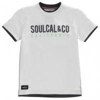 Tricou SoulCal Long Line pentru baietei