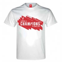 Tricou Source Lab Liverpool Champions of Europe pentru Barbati