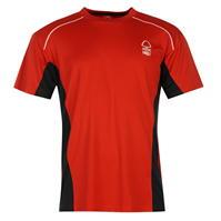 Tricou Source Lab Nottingham Forest fotbal Club pentru Barbati