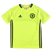 Tricou sport antrenament adidas Chelsea FC pentru baietei