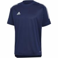 Tricou sport antrenament Adidas Condivo 20 bleumarin ED9217 pentru Barbati