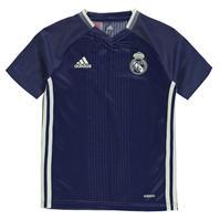 Tricou sport antrenament adidas Real Madrid pentru baietei