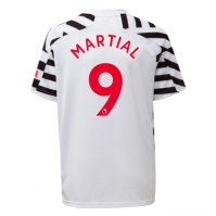 Tricou sport Third adidas Manchester United Anthony Martial 2020 2021 pentru copii
