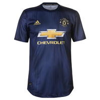 Tricou sport Third adidas Manchester United Authetic 2018 2019