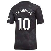 Tricou sport Third adidas Manchester United Marcus Rashford 2019 2020 pentru copii