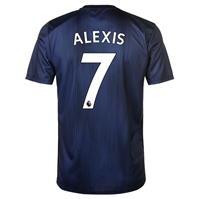 Tricou sport Third adidas Manchester United Alexis Sanchez 2018 2019