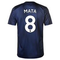 Tricou sport Third adidas Manchester United Juan Mata 2018 2019