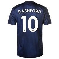Tricou sport Third adidas Manchester United Marcus Rashford 2018 2019