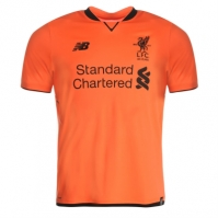 Tricou sport Third New Balance Liverpool 2017 2018