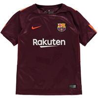 Tricou sport Third Nike Barcelona 2017 2018 pentru copii