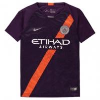 Tricou sport Third Nike Manchester City 2018 2019 pentru copii