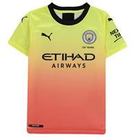 Tricou sport Third Puma Manchester City 2019 2020 pentru copii