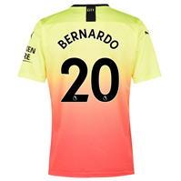 Tricou sport Third Puma Manchester City Bernardo Silva 2019 2020