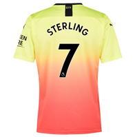 Tricou sport Third Puma Manchester City Raheem Sterling 2019 2020