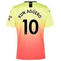 Tricou sport Third Puma Manchester City Sergio Aguero 2019 2020