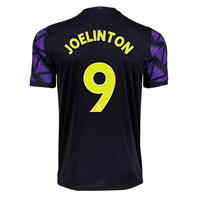Tricou sport Third Puma Newcastle Joelinton 2020 2021 pentru copii