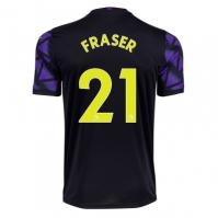 Tricou sport Third Puma Newcastle United Ryan Fraser 2020 2021 pentru copii