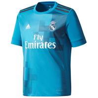 Tricou sport Third adidas Real Madrid 2017 2018 pentru copii