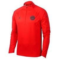 Tricou Squad Top Nike Jordan Paris Saint Germain Shield 2018 2019 pentru Barbati