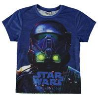 Tricou Star Wars baieti cu personaje