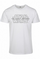 Tricou Star Wars Crawl alb Merchcode