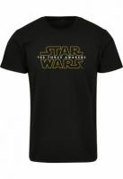 Tricou Star Wars Crawl negru Merchcode