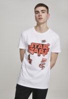 Tricou Star Wars Patches alb Merchcode