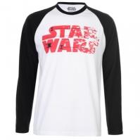 Tricou Star Wars Raglan cu personaje