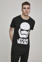 Tricou Star Wars Trooper negru Merchcode