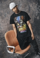 Tricou Star Wars Yoda Poster negru Merchcode