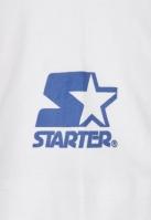 Starter Two Color Logo Tee alb