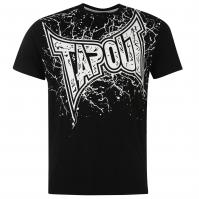 Tricou cu imprimeu Tapout Core pentru Barbati