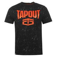 Tricou Tapout Splatter pentru Barbati