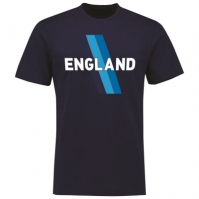 Tricou Team Anglia Cricket bumbac pentru Barbati